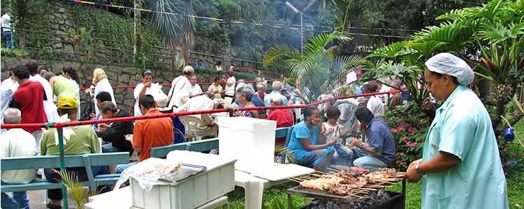 Eventos da Casa de repouso Estancia Cantareira